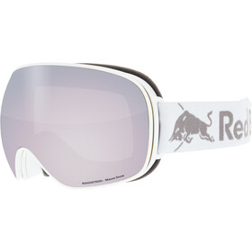 Red Bull SPECT Magnetron Goggles, white-mauve snow